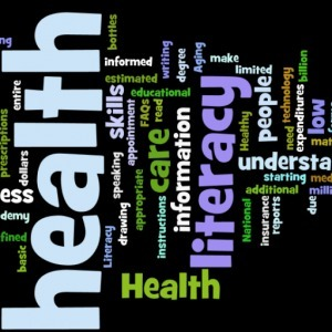 effects of low health literacy • recognize the extent of low health literacy and how it affects health quality, outcomes, and patient safety • review the health literacy universal precautions for • identify methods to make the environment in which you deliver healthcare services more friendly to patients of all literacy levels.