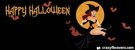Sexy Halloween Facebook Covers