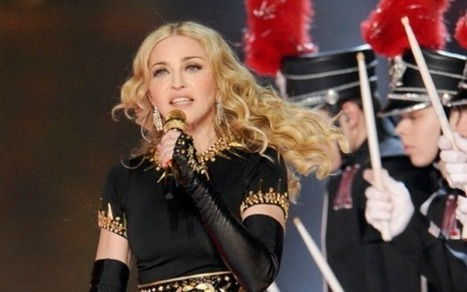 Madonna Joins Twitter for One Day Only - Star Power in Social | The Social Media Learning Lab | Scoop.it