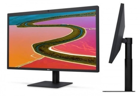 LG's new 'UltraFine' display delivers 5K resolution for $1300 | Technological Sparks | Scoop.it