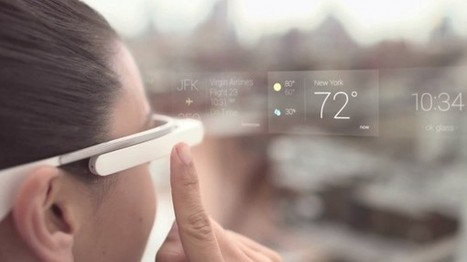 Google Glass, comment ça marche ? | Post-Sapiens, les êtres technologiques | Scoop.it