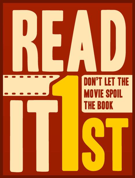 ReadIt1st | Readers Advisory For Secondary Schools | Scoop.it