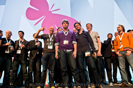 Startups You Need To Know About: Winners of TNW Startup Rally [Video] | TNW Conference 2011- Amsterdam, April 27, 28 and 29 | Scoop.it