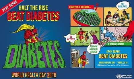 Our Top 8 Diabetes Stories For World Health Day | Pharma in Emerging Markets | Scoop.it