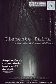 Iluminaciones: Coloquio sobre Clemente Palma: A cien años de Cuentos malévolos (1913) / 31 de mayo   Ciencia ficción, fantasía y terror... en Hispanoamérica   Scoop.it