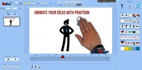 PowToon Launches DIY Presentation Tool | Digital Presentations in Education | Scoop.it