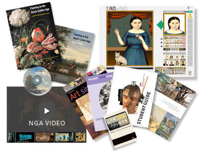 NGA Learning Resources | Studio Art and Art History | Scoop.it