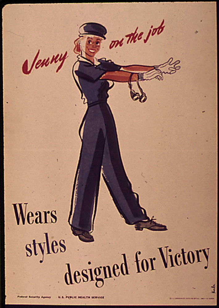 """""""Jenny on the Job"""" 