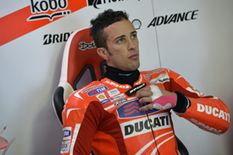 Assen MotoGP: Andrea Dovizioso and Hector Barbera penalised for spat | Ductalk Ducati News | Scoop.it