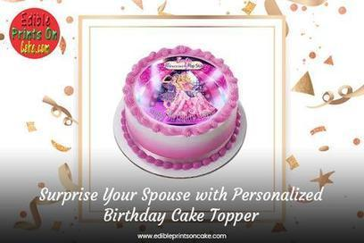 Cool Personalized Birthday Cake Topper In Birthday Cake Toppers Scoop It Funny Birthday Cards Online Alyptdamsfinfo