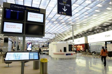 Picasso à Roissy: quand l'aéroport soigne sa clientèle asiatique | art move | Scoop.it