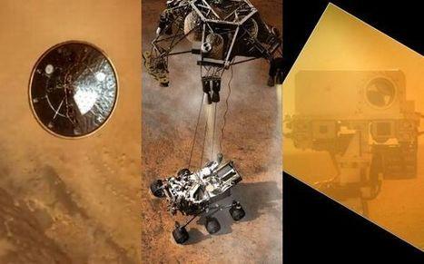 Curiosity, Megaupload y los hechos más importantes de la ciencia y tecnología del 2012   Uso inteligente de las herramientas TIC   Scoop.it