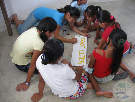 Inspiring Belize's future environmental stewards | Belize in Social Media | Scoop.it