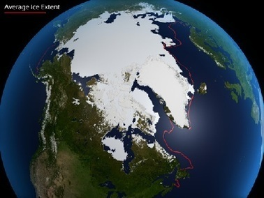 Arctic Sea Ice: What, Why, and What Next | Sustainability in the Philadelphia Area | Scoop.it
