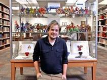Masters of the Universe display at Cleveland State Library draws children of the '80s to its cases   Tennessee Libraries   Scoop.it