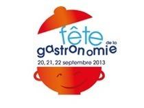 Fête de la gastronomie - 20, 21, 22 Septembre 2013 | patrimoine francais | Scoop.it
