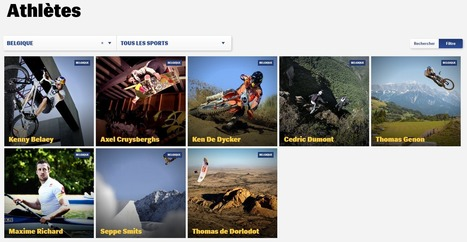 RedBull ou le marketing via le sport extrême | Sebmare Blog | Divers | Scoop.it