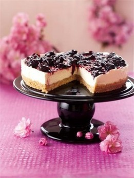 CHERRY CHEESECAKE | Recipes | Nigella Lawson | Cakes & Bakes | Scoop.it