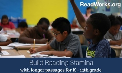 ReadWorks.org | Longer Passages to Build Stamina | Oakland County ELA Common Core | Scoop.it