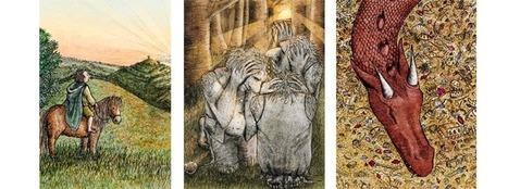 Jemima Catlin au salon du livre, 22/23 mars | Tolkien Le Hobbit - Le Seigneur des Anneaux | Scoop.it