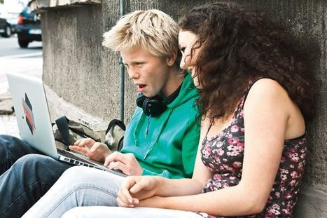 Les adolescents français migrent vers Twitter | Médias sociaux et enseignement | Scoop.it