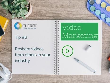 7 B2B Video Marketing Tips | YouTube Video Marketing Tips & Tricks | Scoop.it