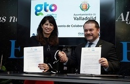 Valladolid y Guanajuato colaborarán en promoción turística y cultural | Mexicanos en Castilla y Leon | Scoop.it