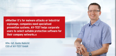AV-TEST - The Independent IT-Security Institute | ICT Security Tools | Scoop.it