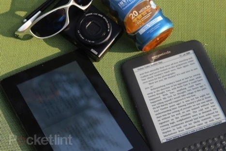 Do we really need tablets and eBook readers? - Pocket-lint | Pobre Gutenberg | Scoop.it