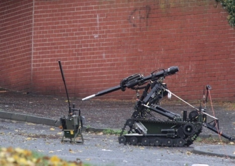 Device found close to police station was 'viable' - Headlines - Belfast Newsletter | The Indigenous Uprising of the British Isles | Scoop.it