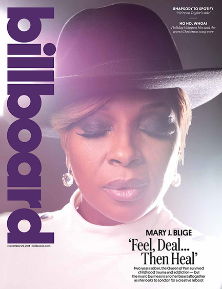 Billboard Cover • Mary J. Blige Reveals 5 Important Life Lessons   CHRONYX.be : we love urban music !   Scoop.it