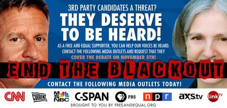 [ACTION ITEM] Help us contact the media... | Proactive Liberty | Scoop.it