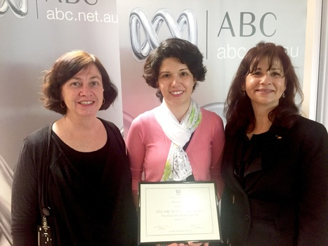 Curtin Uni student to embark on scholarship at ABC - Community News Group   Active learning in Higher Education   Scoop.it