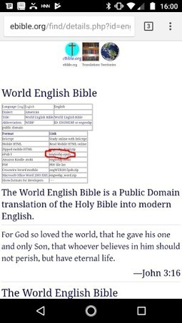 BIBLE IN MODERN ENGLISH EPUB PDF