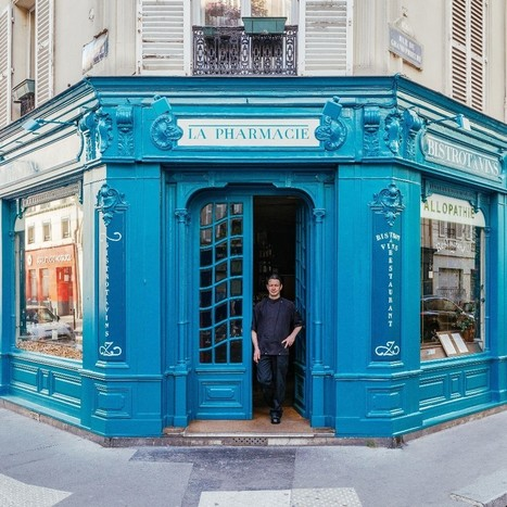 The shopfronts of independent Paris | Urban Decay Photography | Scoop.it