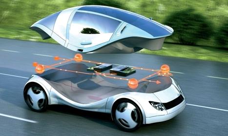 La voiture du futur sera propre, communicante, automatique et… partagée | Post-Sapiens, les êtres technologiques | Scoop.it