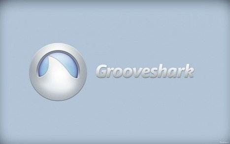 Grooveshark désormais indésirable pour Facebook | Art, Design and Imagination | Scoop.it