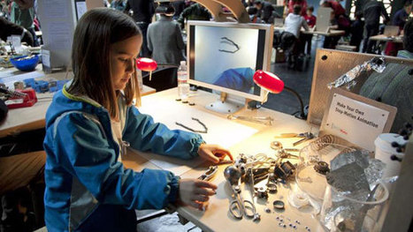 How to Turn Your School Into a Maker Haven - Mind/Shift | Educational technology | Scoop.it