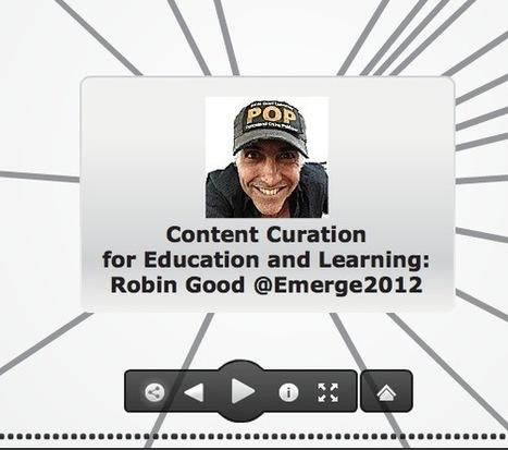 Blog de Enrique Rubio » Curación de contenidos para Educación y Aprendizaje | Pensamiento crítico y su integración en el Curriculum | Scoop.it