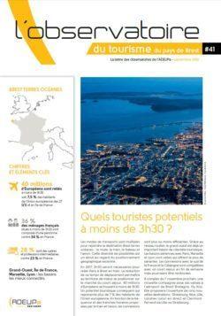 Pays de Brest : quels touristes potentiels à moins de 3h30 ? | Dernières publications des agences d'urbanisme | Scoop.it