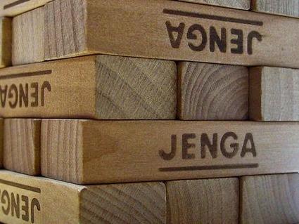 Jenga in the classroom | English Teacher's Digest | Scoop.it