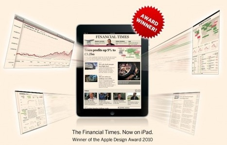 Financial Times Switching Off iOS App | Children's and young adults books | Scoop.it