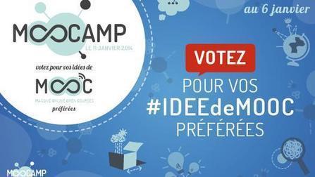 Découvrez le MOOCAMP : la fabrique de MOOCs | e... | FOAD- e-formation | Scoop.it
