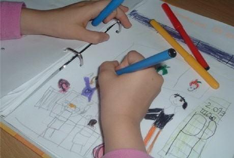 El dibujo infantil y su significado psicológico | Tic en aula preecolar | Scoop.it