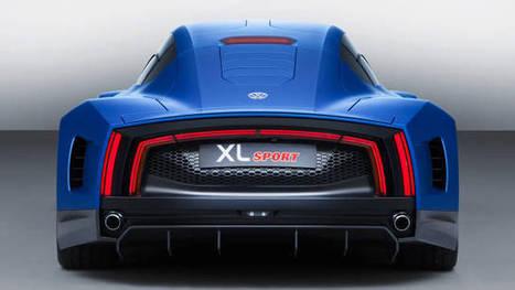 Ducati powers the 168-mph Volkswagen XL Sport concept   Ductalk Ducati News   Scoop.it