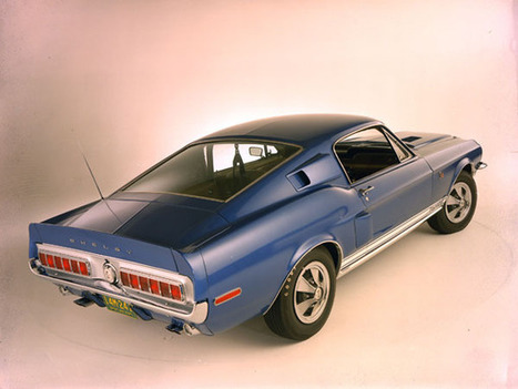 10 Surprising Facts About American Muscle ... - Collector-Classic-Cars | Mustangs | Scoop.it