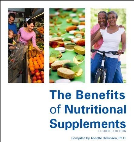 CRN~The Benefits of Nutritional Supplements | Longevity science | Scoop.it