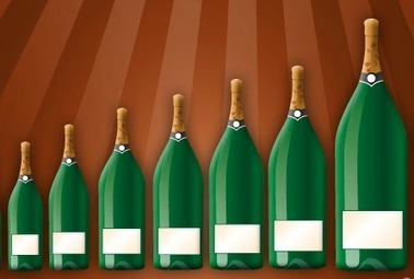 Bottle size matters for Champagne | 'Winebanter' | Scoop.it