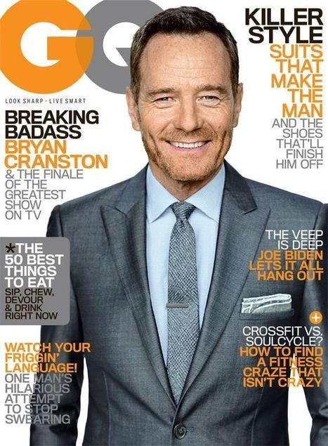 'Breaking Bad's' Bryan Cranston Talks Show's Ending, How He 'Wanted To Kill' Girlfriend | Morning Show prep | Scoop.it