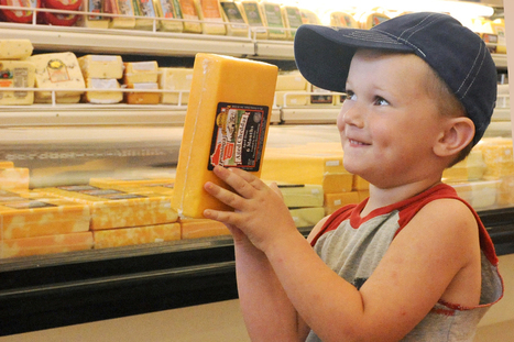 Why the US government wants Americans to eat more cheese | AP HUMAN GEOGRAPHY DIGITAL  STUDY: MIKE BUSARELLO | Scoop.it